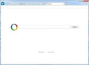 come eliminare Websearch.calcitapp.info dal computer