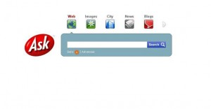 come eliminare ask toolbar