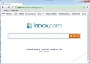 come eliminare inbox.com dal computer