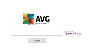 come eliminare avg secure search
